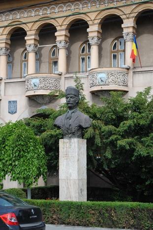 Rumuńskie miasteczko