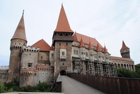 Zamek w Sigishoarze