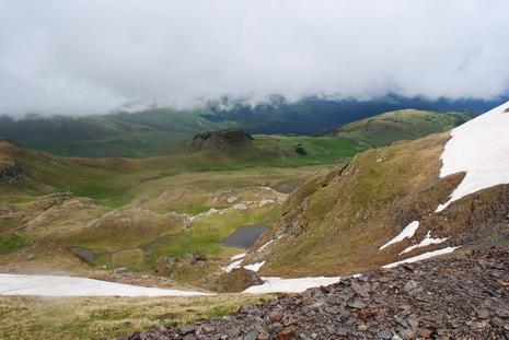 Przełęcz Urdele