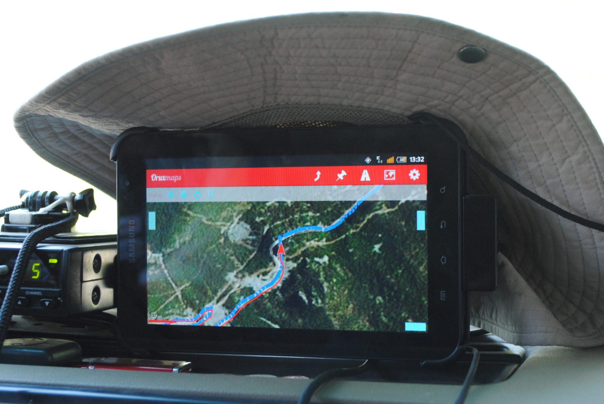 GARMINY i inne GPSy