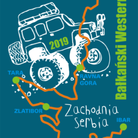 Zachodnia Serbia – Ekspedycja Klubowa