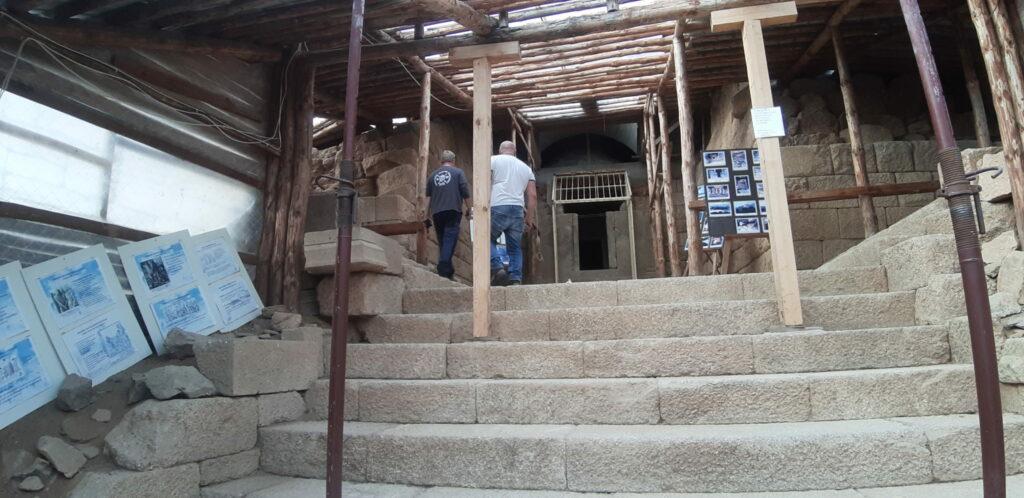 Starosel, podziemne miejsce starozytnego trakijskiego kultu