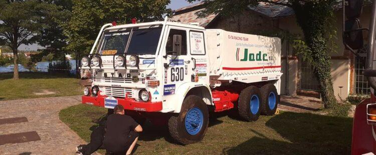 Terenowa ciężarówk STAR