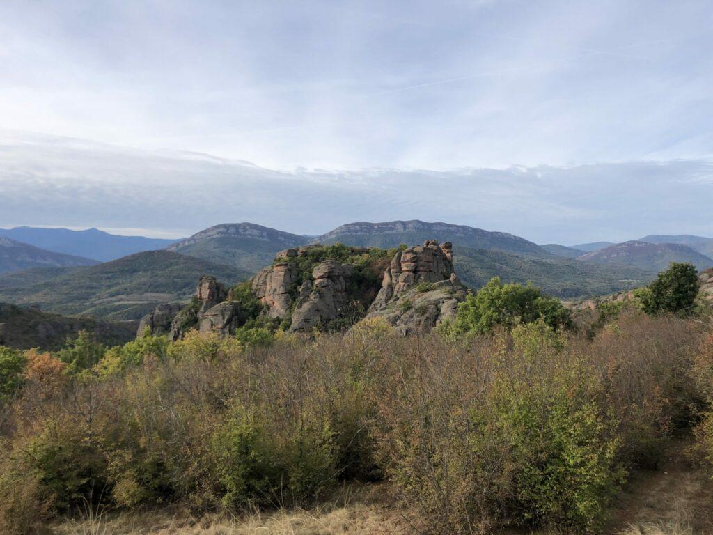 Formacje skalne w Bełogradcziku