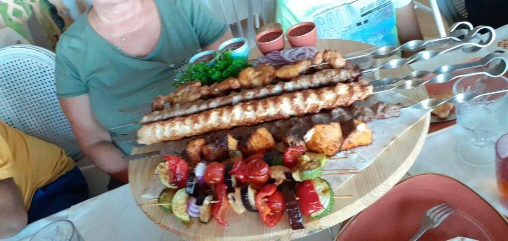 Restauracja Gruźińska