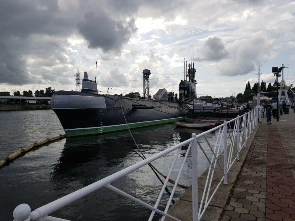 Statek morski